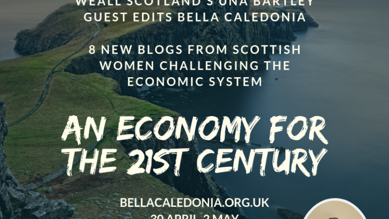 WEAll Scotland's Una Bartley guest edits Bella Caledonia
