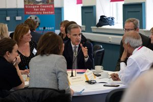 Bank of England Governor at community engagement event in Glasgow – new video