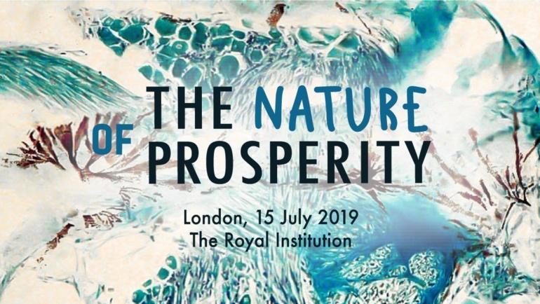 Nature of Prosperity – CUSP | London, UK