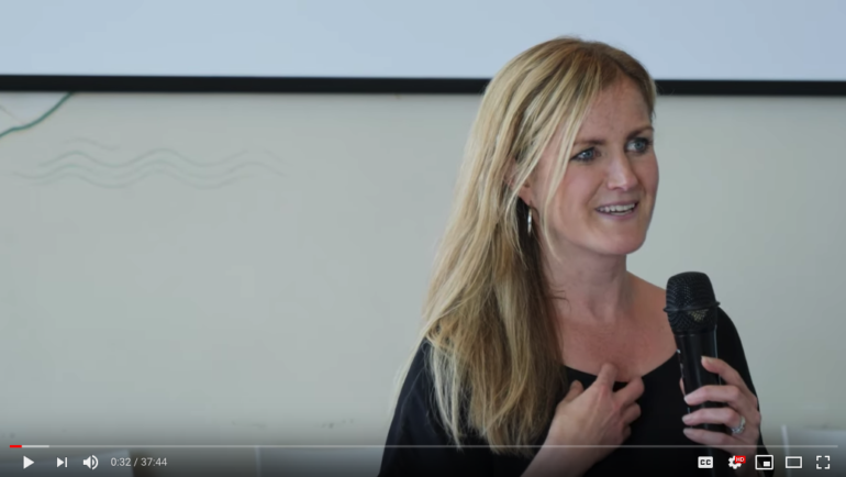 Watch two new talks by Katherine Trebeck