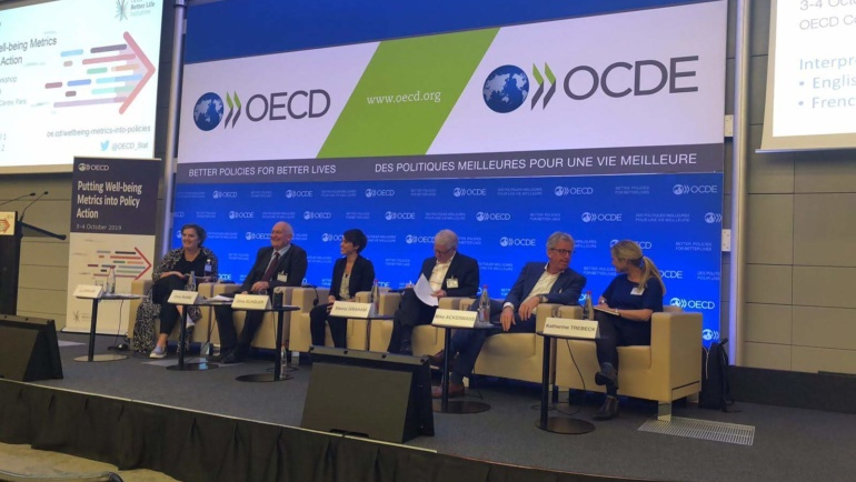 The OECD as the clinic to get our economies off growth? – blog by Katherine Trebeck