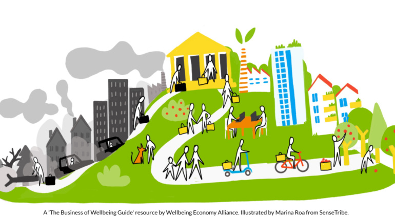 The Business of Wellbeing: New WEAll guide launches today
