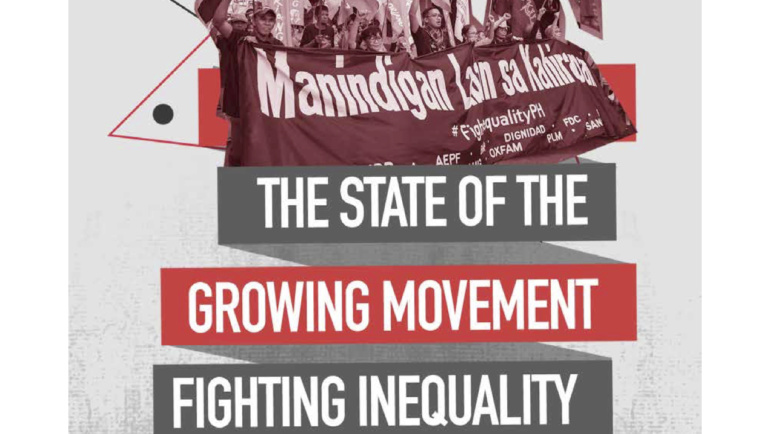 New report showcases growing movement fighting inequality