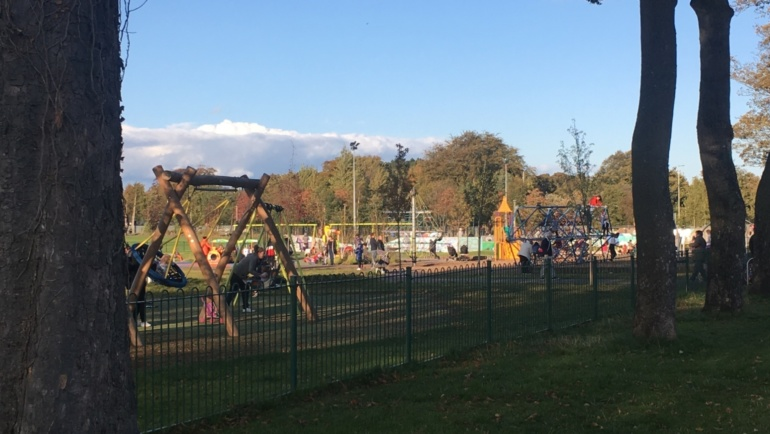 Green-powered parks: Scotland leads the way
