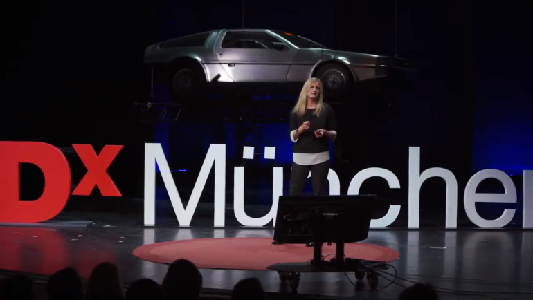 New TEDx talk by Katherine Trebeck: Why the future economy has to be a wellbeing economy