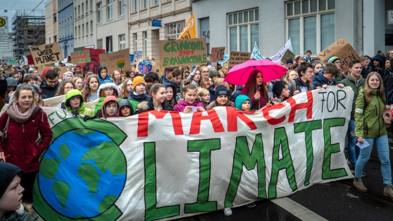 How to support Fridays for Future?