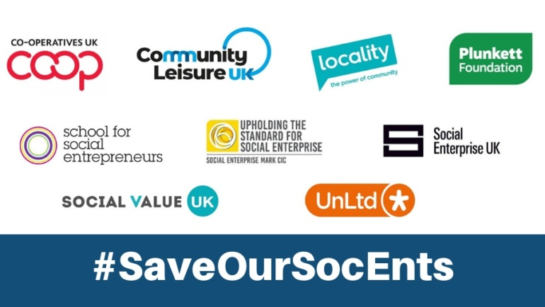 UK campaign calling on government to support social enterprises