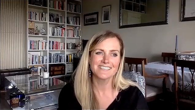 Katherine Trebeck talks Building Back Better with the RSA