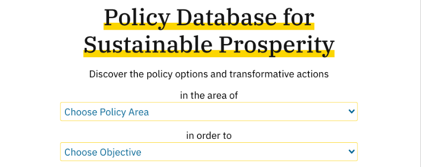 A new open-access toolbox for future-fit policymaking